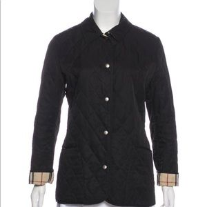 Burberry London Classic collared jacket